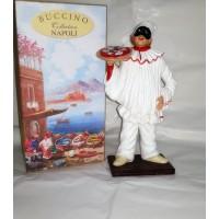 Pulcinella Terracotta  con Pizza (CM 30)