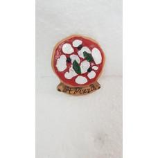 MAGNETE PIZZA IN TERRACOTTA